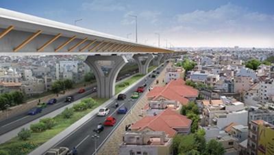 Đầu tư 3.500 tỷ đồng xây đường trên cao vào Tân Sơn Nhất