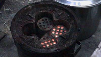 Đề phòng ngộ độc khí CO từ bếp than