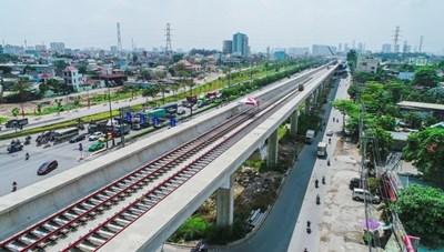 Điều chỉnh tổng mức đầu tư 2 tuyến đường sắt TP Hồ Chí Minh