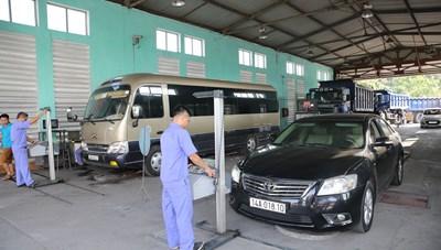 Phương tiện sau sửa chữa có cần đăng kiểm lại không?