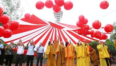 Đại lễ cầu siêu anh hùng liệt sĩ, đồng bào tử nạn, cầu quốc thái dân an