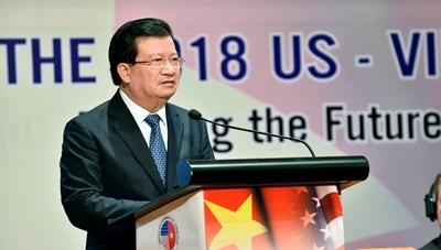 Doanh nghiệp cần chủ động đề xuất giải pháp mới thúc đẩy thương mại Việt - Mỹ