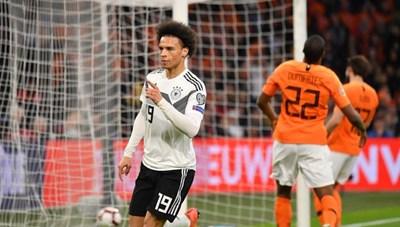 Đội tuyển Đức hạ gục Hà Lan sau cuộc rượt đuổi tỷ số nghẹt thở