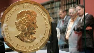 Đức bắt giữ 4 nghi phạm tham gia vụ trộm đồng tiền vàng 100kg