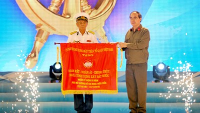 Đường Hồ Chí Minh trên biển: Thiên anh hùng ca trong lịch sử Việt Nam