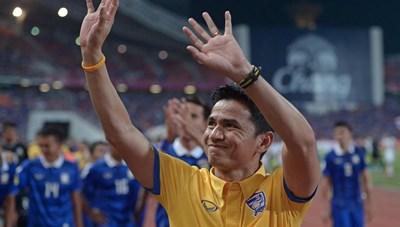 Ghế HLV trưởng đội tuyển quốc gia Việt Nam: Kiatisak sáng giá