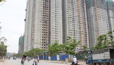 Giá bất động sản tăng nhẹ