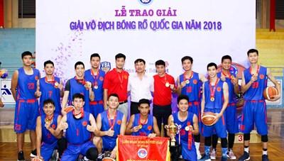 Giải bóng rổ vô địch quốc gia 2019 bắt đầu khởi tranh
