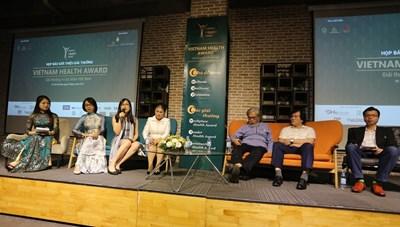 Giải thưởng đầu tiên tại Việt Nam vinh danh ngành sức khỏe
