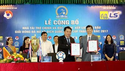 Giải VĐQG nữ – cúp Thái Sơn Bắc 2017