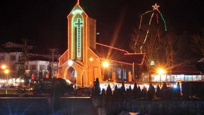 Giáo đường mùa  Giáng sinh