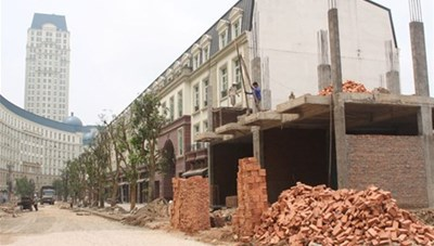 Hà Nội: Xử lý nghiêm vi phạm trật tự xây dựng
