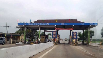 Hà Tĩnh: 'Xả' trạm thu phí BOT Cầu Rác