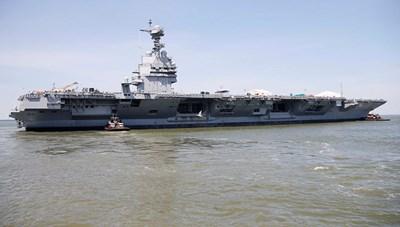Hải quân Mỹ thử nghiệm Radar giám sát không lực trên đảo Wallops