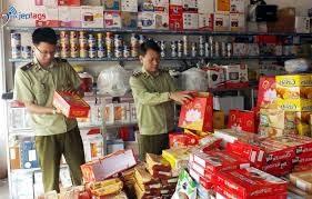 Hàng giả hàng nhái xâm lấn sàn thương mại điện tử