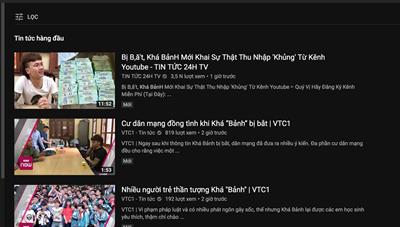 Kênh YouTube 'triệu view' của Khá Bảnh chính thức bị xóa sổ
