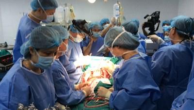 Kêu gọi cộng đồng hiến tạng