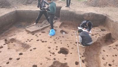 Khai quật di chỉ khảo cổ học Vườn Chuối
