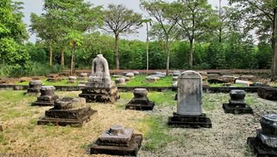 Khai quật khảo cổ di tích lăng mộ vua Trần Hiến Tông
