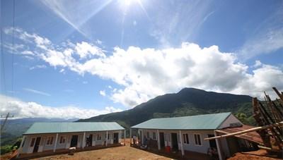 Khánh thành 10 phòng học mới cho trẻ em nghèo tỉnh Quảng Trị