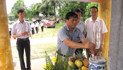 Kỷ niệm 105 năm ngày sinh cố Tổng Bí thư Nguyễn Văn Cừ