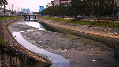 Lập Ban chỉ đạo quản lý môi trường lưu vực sông ô nhiễm nặng