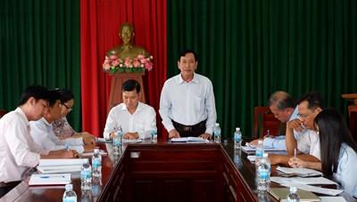 Mặt trận Cần Thơ giám sát công tác bầu cử trưởng khu vực