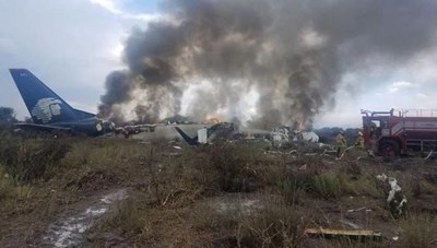 Mexico: Tai nạn máy bay, 4 người chết