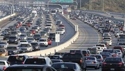 Tác hại của khí thải trong giờ cao điểm đối với lái xe