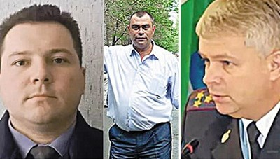 Nga chấn động vụ bê bối tình dục của 3 quan chức cảnh sát