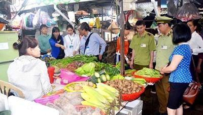 Ngăn chặn thực phẩm bẩn: Nhiều tồn tại trong xử lý