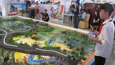 Ngày hội Khoa học và Công nghệ thị xã Đông Triều