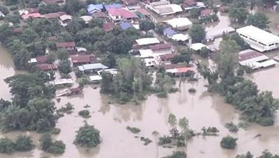 Người Việt ở Thái Lan bị thiệt hại khoảng 4 triệu USD do lũ lụt