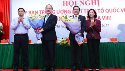 Nguyên Chủ tịch Nguyễn Thiện Nhân: Tôi ăn cơm Mặt trận 4 năm...