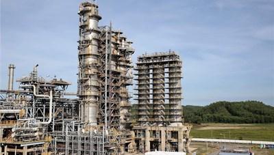 Nhà máy lọc dầu Dung Quất dừng hoạt động để bảo dưỡng