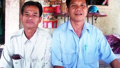Những già làng, trưởng bản ở biên giới Việt - Lào
