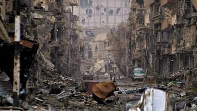 Nổ mìn gây thương vong lớn tại Syria, ít nhất 17 người thiệt mạng