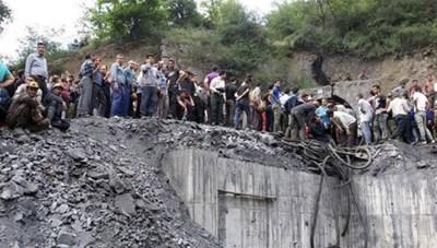 Nổ mỏ than kinh hoàng ở Iran, 35 người chết
