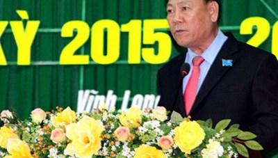 Ông Trần Văn Rón tiếp tục được bầu làm Bí thư Tỉnh ủy Vĩnh Long