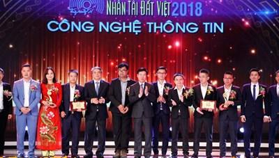 Phát động giải thưởng Nhân tài Đất Việt lần thứ 15