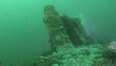 Phát hiện xác tàu ngầm Đức ngoài khơi bờ biển Anh