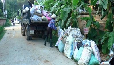 Phú Thọ: 13 huyện, thành thị xây dựng mô hình điểm về tự quản bảo vệ môi trường