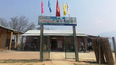 Quảng Nam: Nhọc nhằn gieo chữ vùng cao