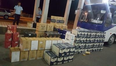 Quảng Trị phát hiện lô hàng rượu lậu gần 30 tỷ đồng