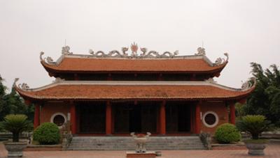 Quy hoạch Khu lăng mộ và đền thờ các vị vua triều Trần