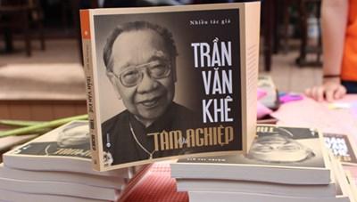 Ra mắt sách 'Trần Văn Khê - Tâm và nghiệp'