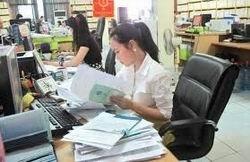 Ký hợp đồng lao động từ đủ 1 tháng trở lên phải đóng BHXH