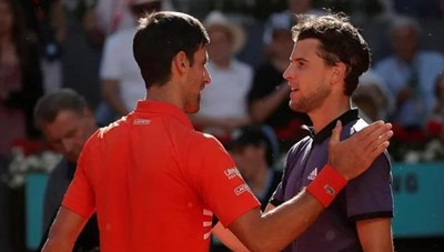 Roland Garros: Bán kết trong mơ, nhà vô địch thua sốc tay vợt 17 tuổi