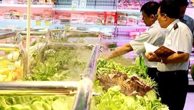 Siết quản lý an toàn vệ sinh thực phẩm