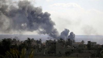 Somali: Không kích tiêu diệt Phó thủ lĩnh IS